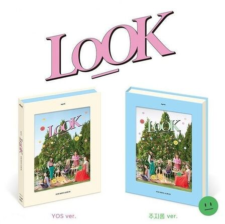 JYP ENTERTAINMENT - A Pink Look 9th Mini Album   A Pink