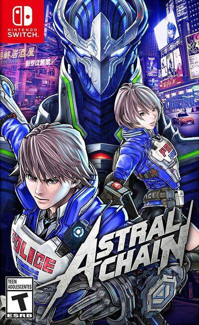 NINTENDO - Astral Chain [US] - Nintendo Switch