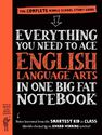 WORKMAN PUBLISHING USA - Everything You Need to Ace English Language Arts in One Big Fat Notebook