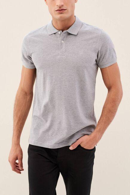Salsa Jeans - Gray Poloshirt