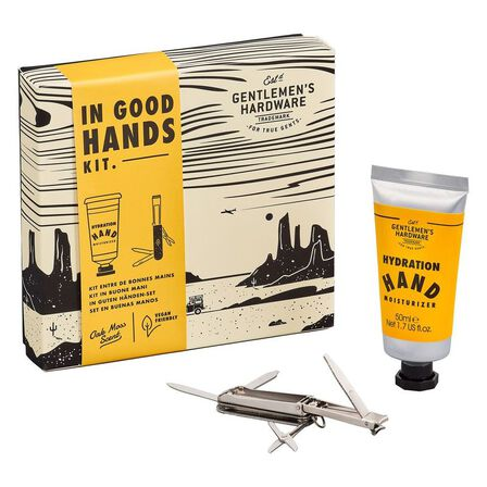 GENTLEMEN'S HARDWARE - Gentlemen's Hardware In Good Hands Kit