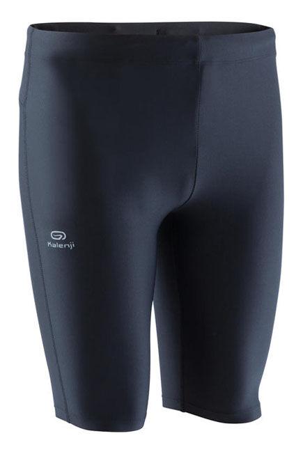 KALENJI - Run dry+ men's running tight shorts black, M