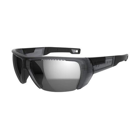 QUECHUA - Unique Size  Adult - Polarised Category 4 Hiking Sunglasses - MH590, Black