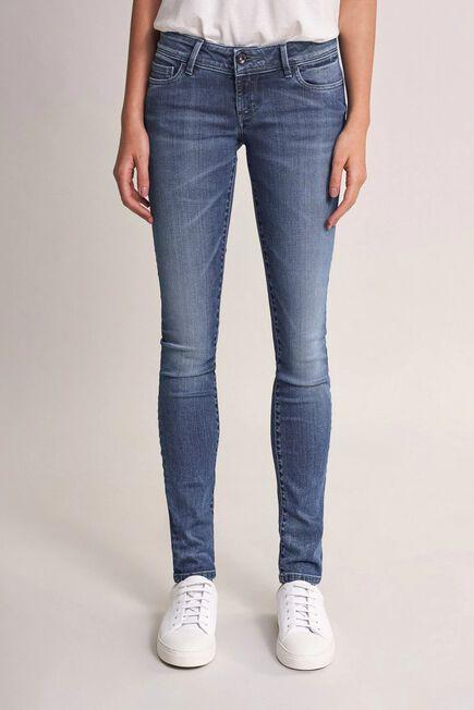 Salsa Jeans - Blue Shape up Push Up slim jeans