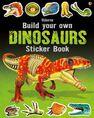 USBORNE PUBLISHING LTD UK - Build Your Own Dinosaurs Sticker Book