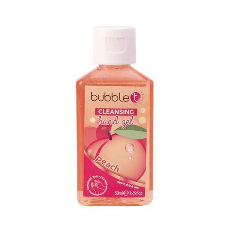 BUBBLE T - Fruitea Peach Hand Cleansing Gel 50 ml