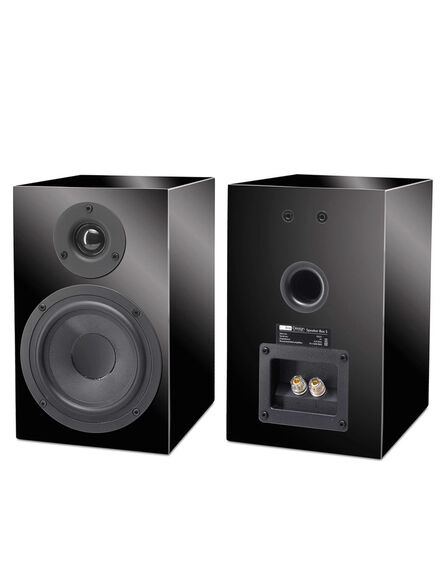 PRO-JECT AUDIO SYSTEMS - Pro-Ject Speakerbox 5 2-Way Speaker System Piano Black