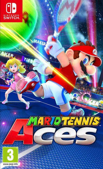 NINTENDO - Mario Tennis Aces - Nintendo Switch
