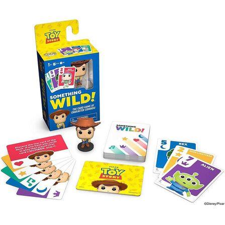 FUNKO TOYS - Funko Signature Games Something Wild Disney Toy Story Card Game