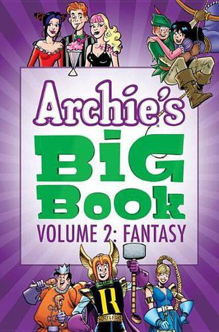 ARCHIE COMICS USA - Archie's Big Book Vol. 2 Fantasy