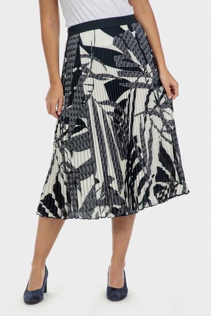 Punt Roma - Pleated skirt