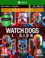 UBISOFT - Watch Dogs Legion - Gold Edition - Xbox One