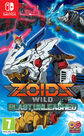 OUTRIGHT GAMES - Zoids Wild Blast Unleashed - Nintendo Switch [Pre-owned]