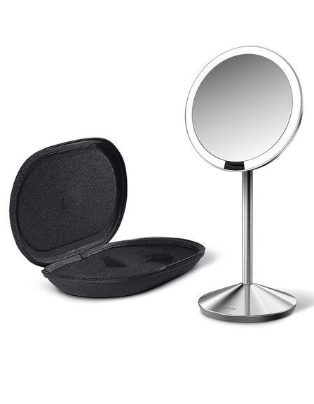 SIMPLEHUMAN - Sensor-Lighted Makeup/Vanity Mirror with Case