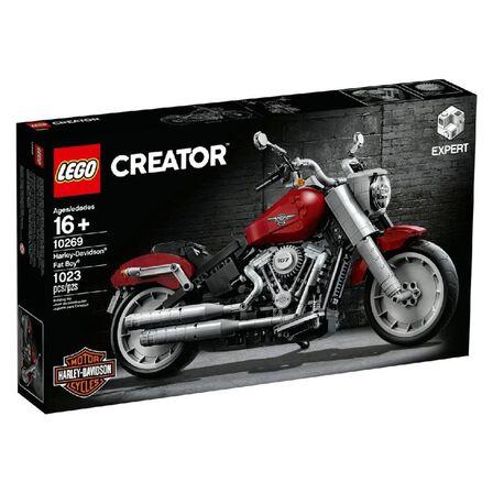 LEGO - LEGO Creator Expert Harley-Davidson Fat Boy 10269