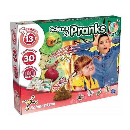 SCIENCE 4 YOU - Science 4 You Prank Factory