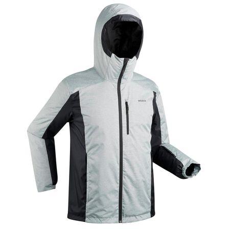 WEDZE - L Men's D-Ski Jacket 180 - Black