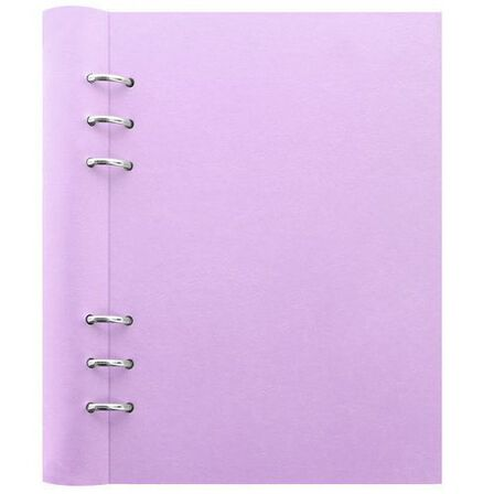 FILOFAX - Filofax A5 Classic Orchid Notebook