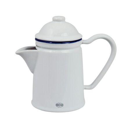 CAPVENTURE - Capventure Tea/Coffee Pot White