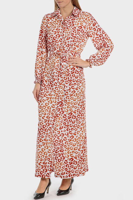 Punt Roma - Long shirt dress