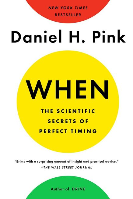 PENGUIN USA - When the Scientific Secrets of Perfect Timing