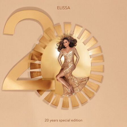 ROTANA - Sahbit Raey + Best of 20 Years Limited Edition (3 Discs)   Elissa