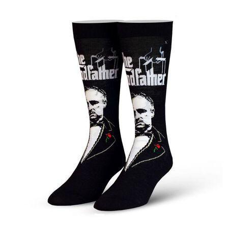 ODD SOX - Odd Sox The Godfather Vito Knit Men's Socks [Size 6-13]