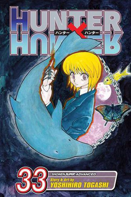 VIZ BOOKS - Hunter X Hunter Vol. 33 Threats