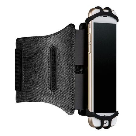 MUVIT - Muvit Active Universal Armband Black for Smartphones up to 6-Inch