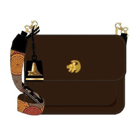 LOUNGEFLY - Loungefly Lion King Crossbody Tote Bag
