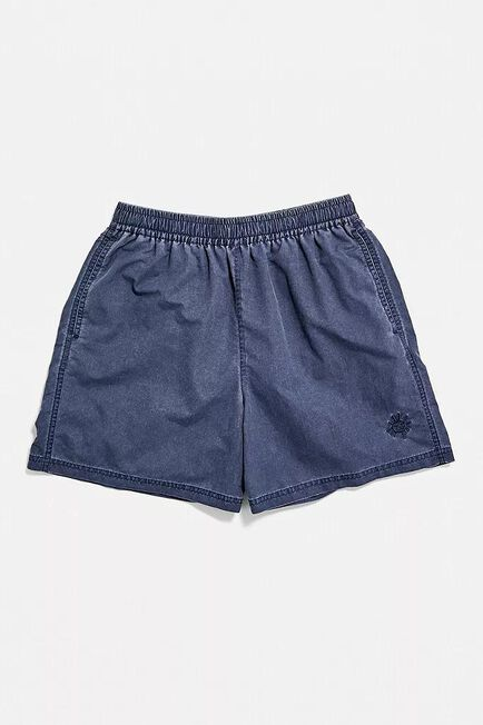 Urban Outfitters - Navy UO Nomad Swim Shorts