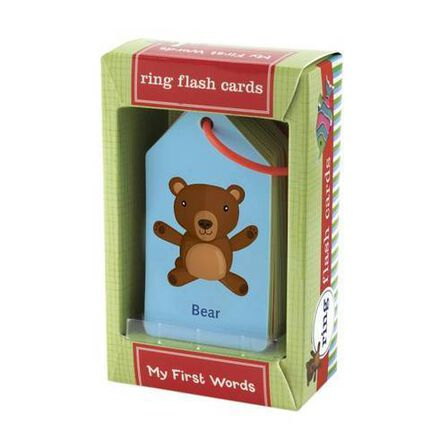 HACHETTE ANTOINE S.A.L. - My First Words Flash Cards