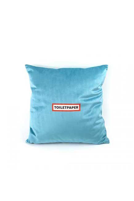 Seletti - Toiletpaper Cushion Cover Drill