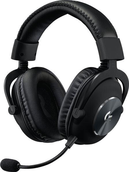 LOGITECH - Logitech Pro x Wireless Lightspeed Gaming Headset