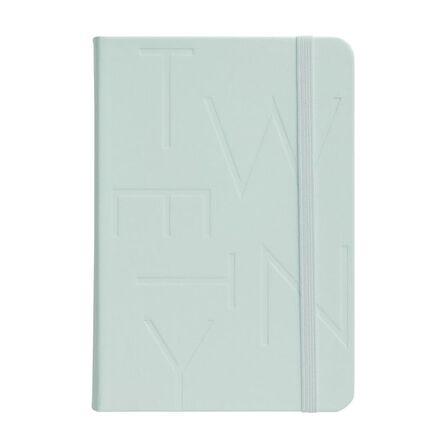 KIKKI.K - kikki.K 2020 A5 Bonded Leather Daily Diary Mint