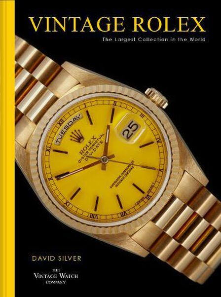 PAVILION UK - Vintage Rolex The Largest Collection In The World