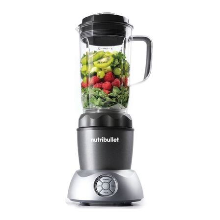 NUTRIBULLET - NutriBullet Select 10-Piece Blender/Mixer 1200W
