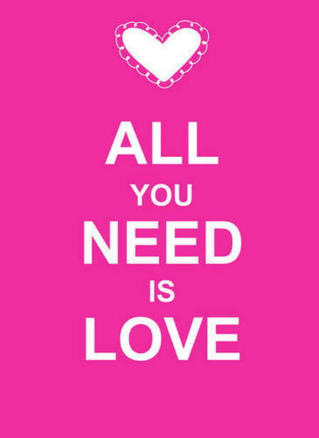 SUMMERSDALE PUBLISHERS - All You Need Is Love