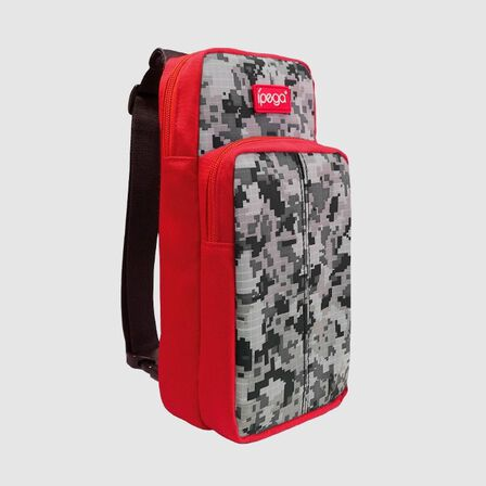 IPEGA - Ipega-SL011 Jungle Soldier's Bag Red for Nintendo Switch Lite
