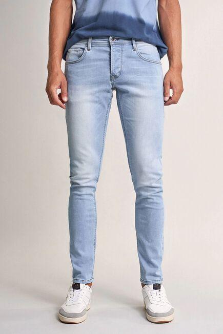 Salsa Jeans - Blue Jogger slim premium wash light rinse jeans