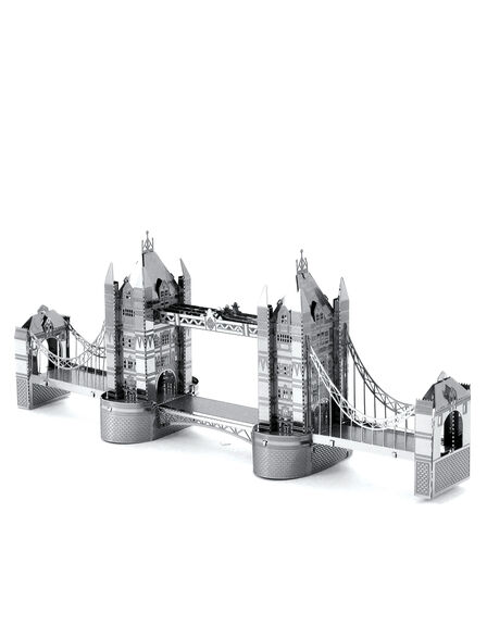 3D METAL - 3D Metal World Tower Bridge 2 Sheets