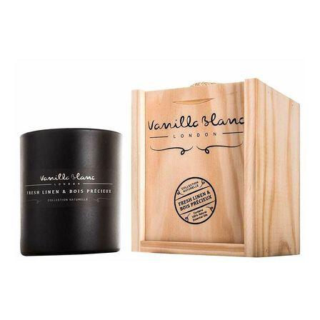 VANILLA BLANC - Vanilla Blanc Att Edition Candle Fresh Linen & Bois Precieux