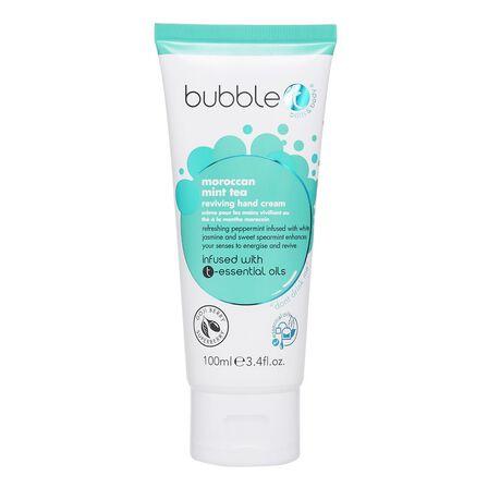 BUBBLE T - Bubble T Reviving Hand Cream Moroccan Mint Tea