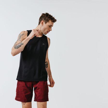 KALENJI - M Kalenji Dry Men's Running Breathable Tank Top - Black