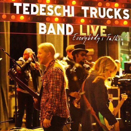 MASTERWORKS - Live Everybody's Talkin' (2 Discs) | Tedeschi Trucks Band