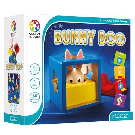 SMART GAMES - Smartgames Pre-School Premium Wood Bunny Boo