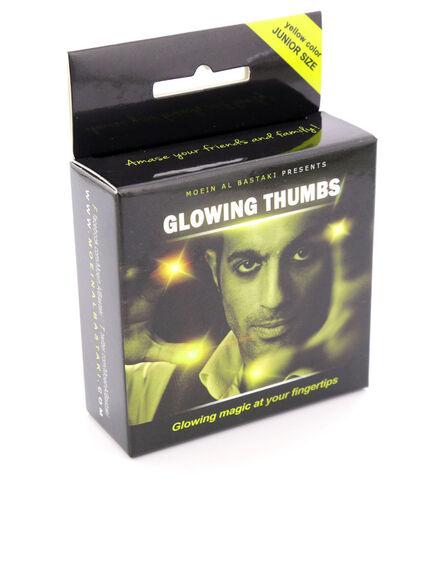 MOEIN AL BASTAKI - Moein Al Bastaki Exclusive Glowing Thumb Junior Yellow Magic Kit