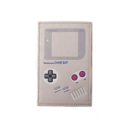 DIFUZED - Nintendo Gameboy Pu Card Wallet White