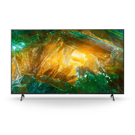 SONY - Sony Kd85X8000H 85 Inch 4K HDR Android TV