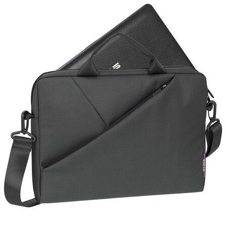 RIVACASE - Rivacase Tivoli 8720 Grey Laptop Bag 13.3 Inch